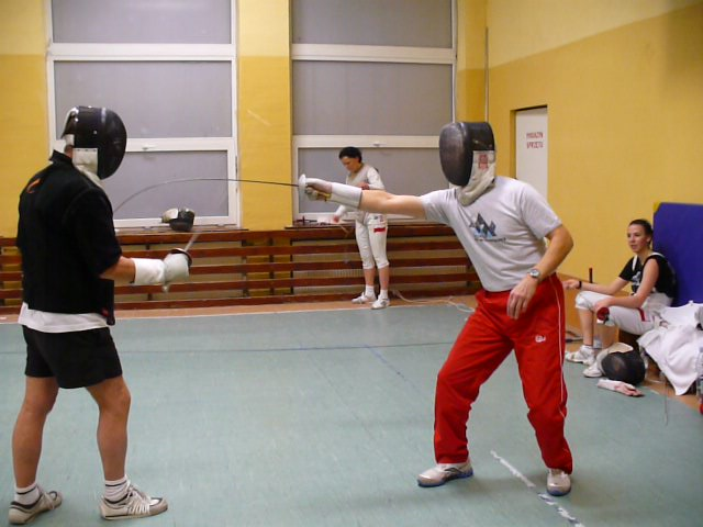 Jacek Gaworski_Trening