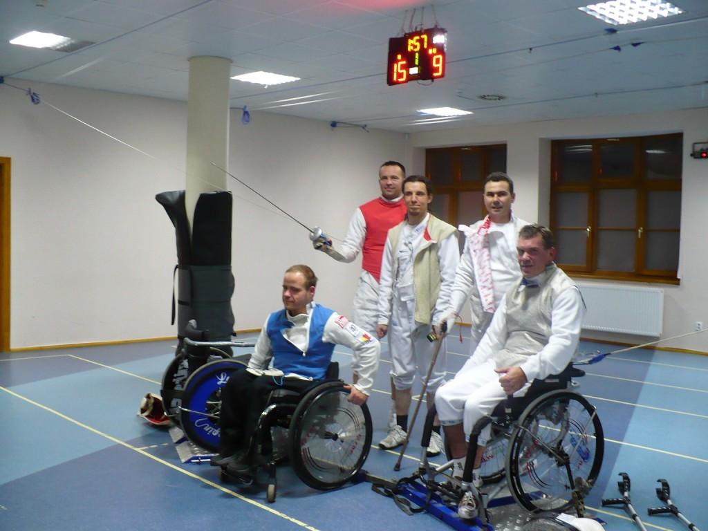 Marek, Marcin, Maciej, Wojtek, IKS Leszno