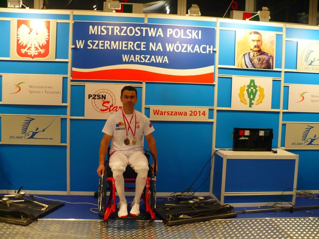 Mistrz Polski 2014