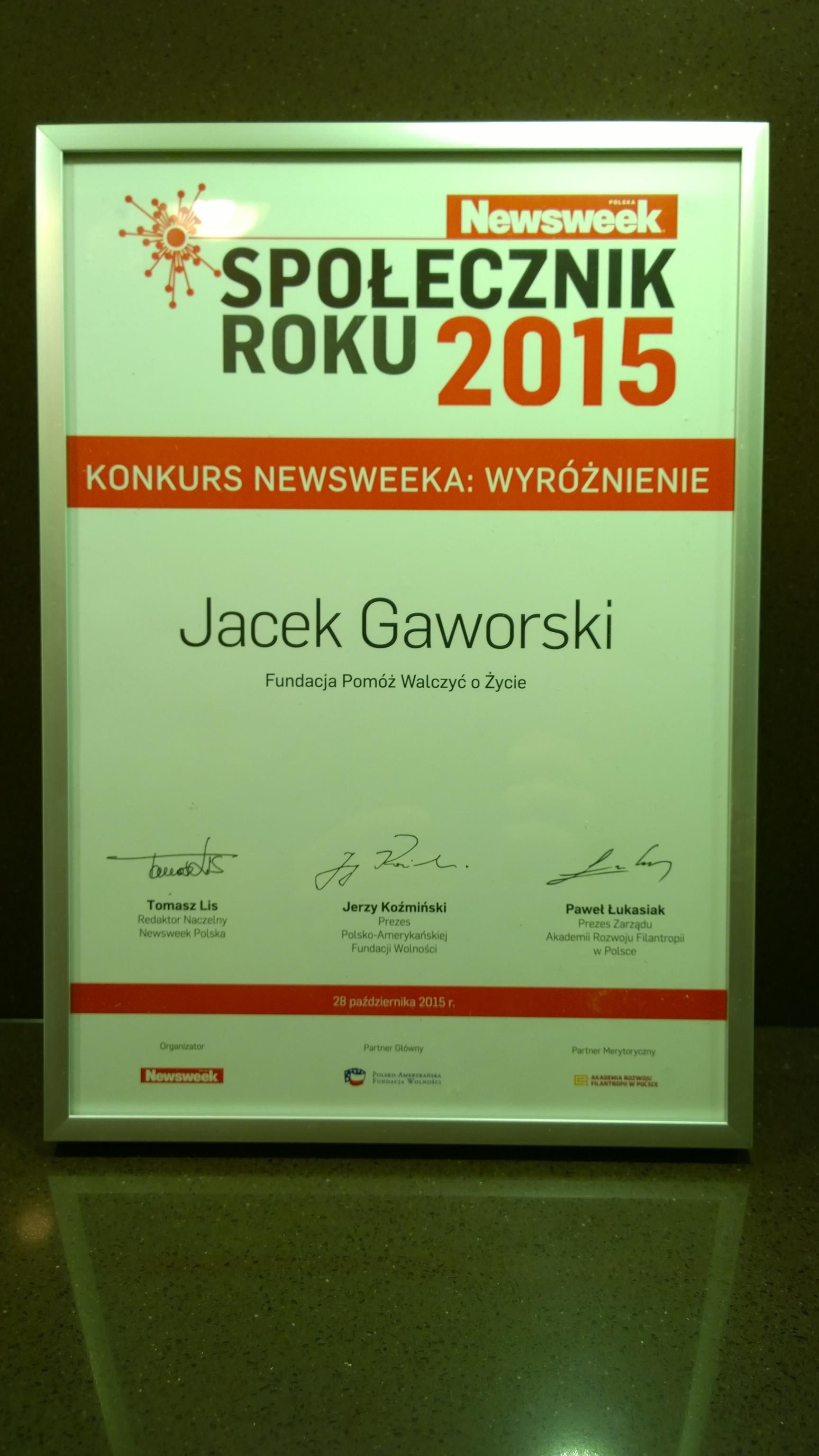 newsweek pl tomasz lis